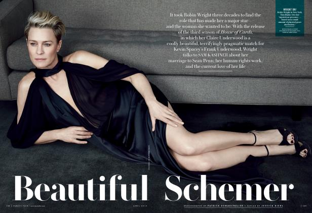 Article Preview: Beautiful Schemer, April 2015 2015 | Vanity Fair