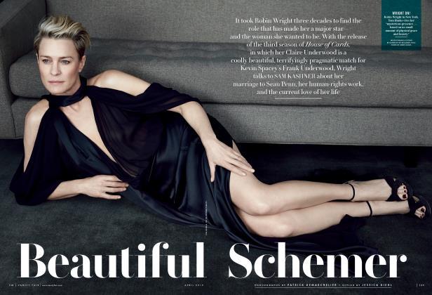 Article Preview: Beautiful Schemer, April 2015 | Vanity Fair