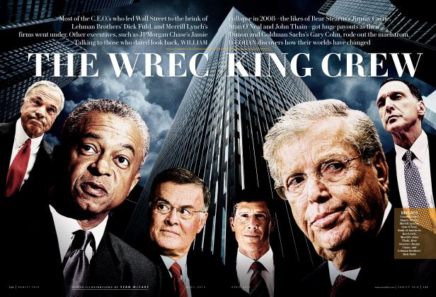 Article Preview: THE WRECKING CREW, April 2015 | Vanity Fair