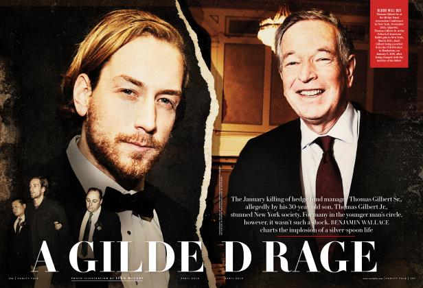 Article Preview: A GILDED RAGE, April 2015 2015 | Vanity Fair