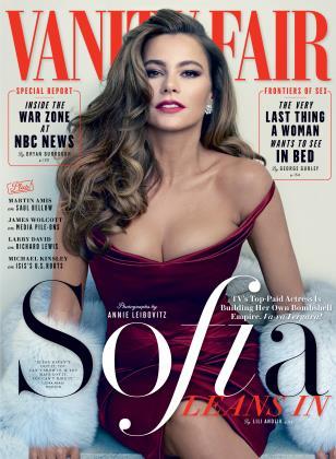 May 2015 | Vanity Fair