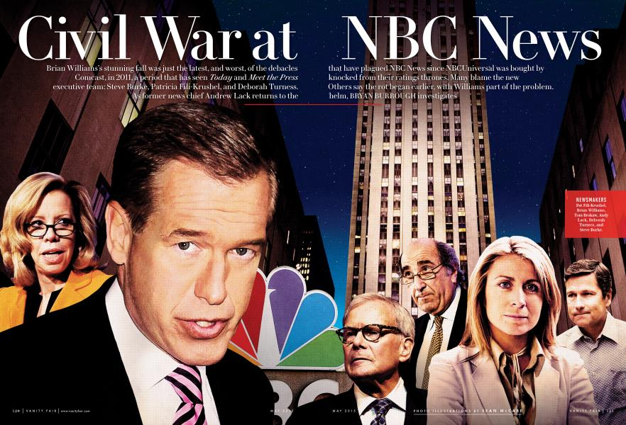 Civil War at NBC News