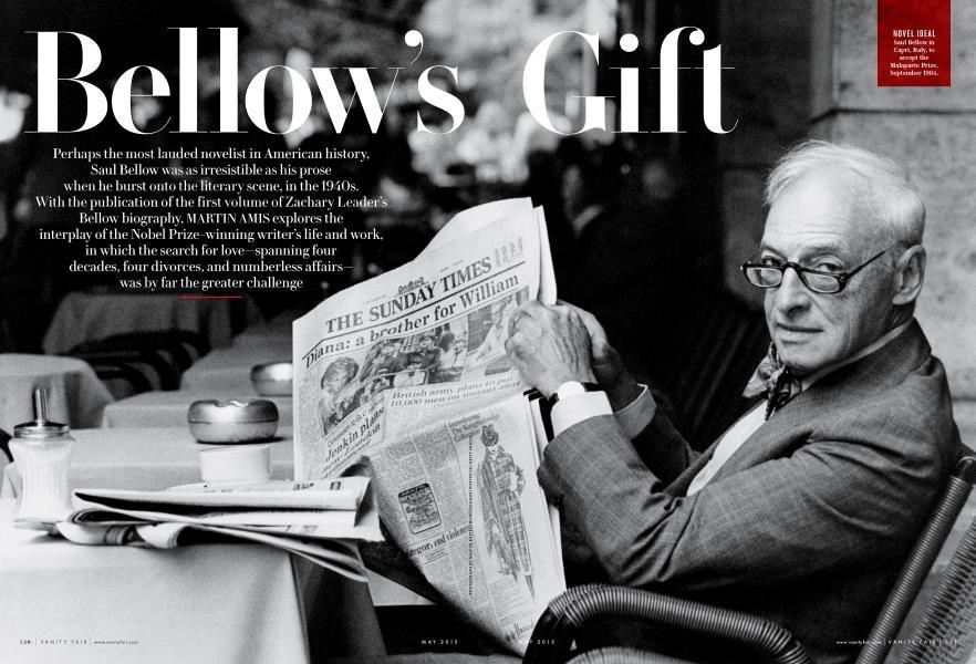 Bellow's Gift