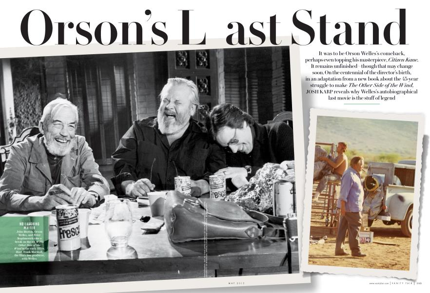 Orson's Last Stand