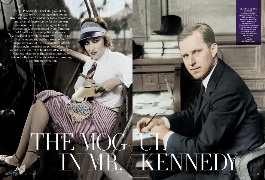 THE MOGUL IN MR. KENNEDY