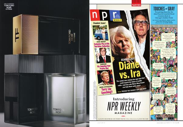 Article Preview: Introducing NPR WEEKLY MAGAZINE, July 2015 2015 | Vanity Fair