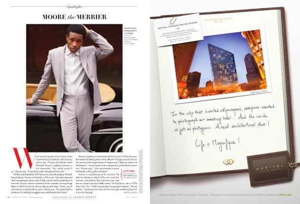 Article Preview: MOORE the MERRIER, July 2015 2015 | Vanity Fair