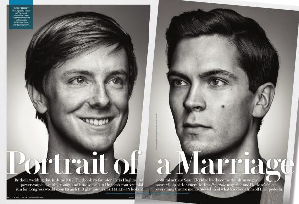 Article Preview: Portrait of a Marriage, July 2015 2015 | Vanity Fair