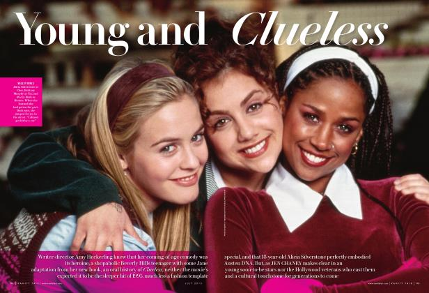 Article Preview: Young and Clueless, July 2015 | Vanity Fair
