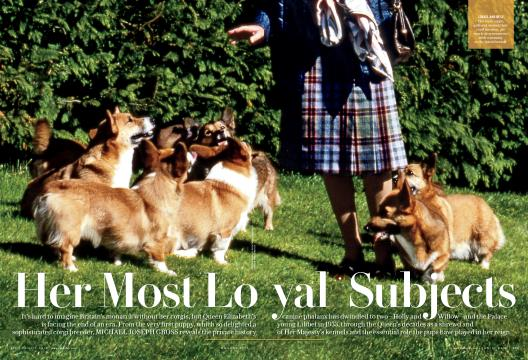 Her Most Loyal Subjects - August | Vanity Fair