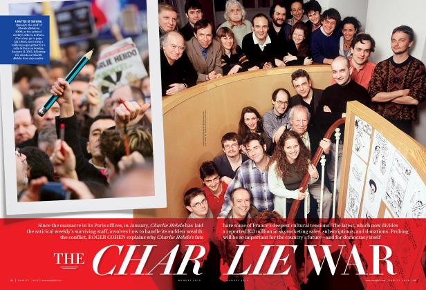 Article Preview: THE CHARLIE WAR, August 2015 2015 | Vanity Fair