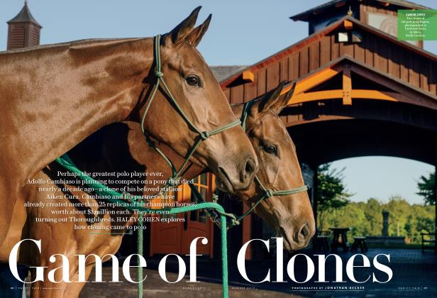Article Preview: Game of Clones, August 2015 2015 | Vanity Fair