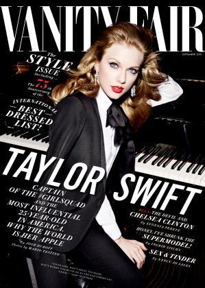 September 2015 | Vanity Fair