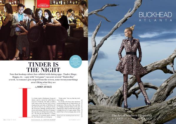 Article Preview: TINDER IS THE NIGHT, September 2015 2015 | Vanity Fair
