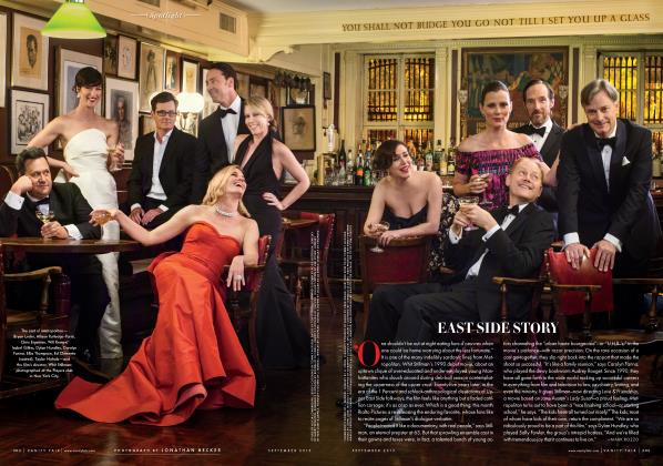 Article Preview: EAST SIDE STORY, September 2015 2015 | Vanity Fair