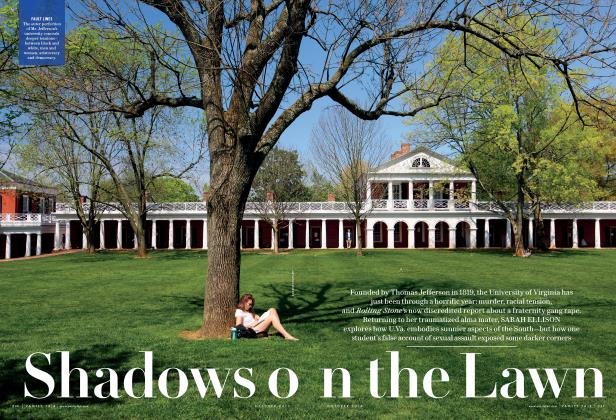 Article Preview: Shadows on the Lawn, October 2015 2015 | Vanity Fair