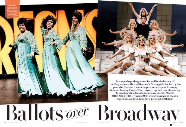 Article Preview: Ballots over Broadway, October 2015 | Vanity Fair