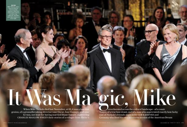 Article Preview: It Was Magic, Mike, October 2015 2015 | Vanity Fair
