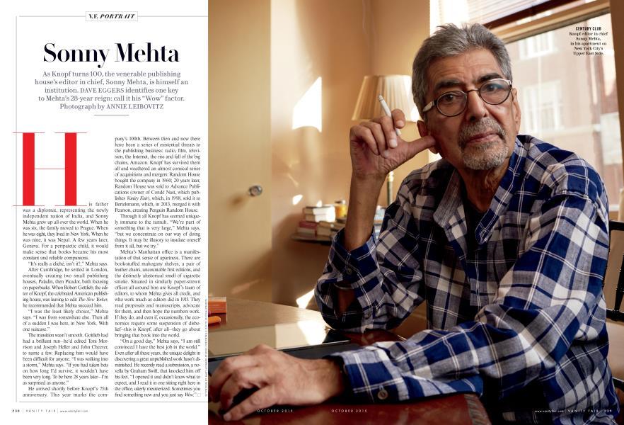 Sonny Mehta