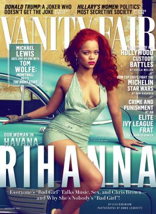 November 2015 | Vanity Fair