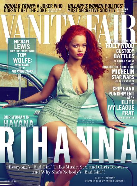 Issue: - November 2015   Vanity Fair