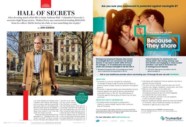 Article Preview: HALL OF SECRETS, November 2015 | Vanity Fair