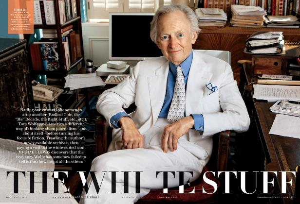 Article Preview: THE WHITE STUFF, November 2015 | Vanity Fair