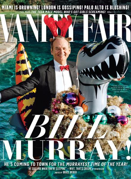 Issue: - December 2015 | Vanity Fair