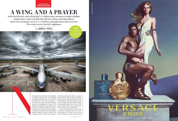 Article Preview: A WING AND A PRAYER, December 2015 | Vanity Fair