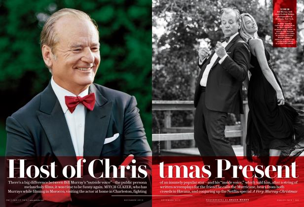 Article Preview: Host of Christmas Present, December 2015 2015 | Vanity Fair
