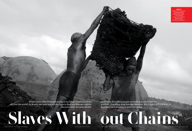 Article Preview: Slaves With out Chains, Holiday 2015/2016 2016 | Vanity Fair