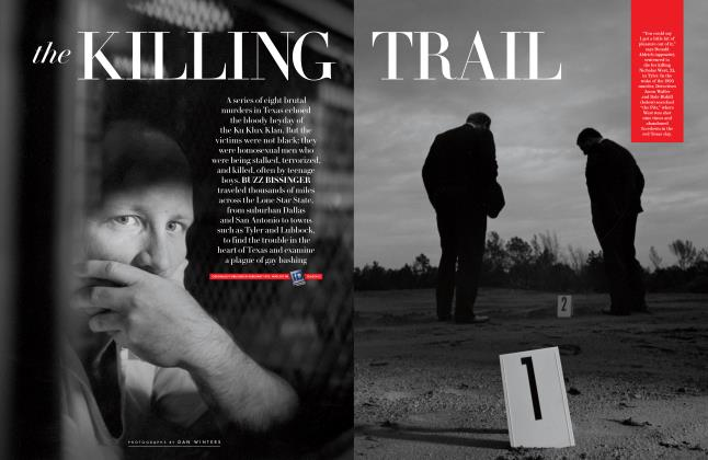 Article Preview: the KILLING TRAIL, Special Edition 2016 | Vanity Fair