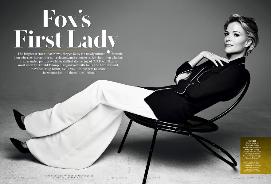 Fox's First Lady