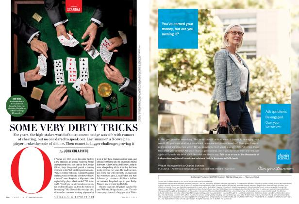 Article Preview: SOME VERY DIRTY TRICKS, March 2016 2016 | Vanity Fair