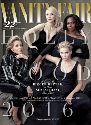 Hollywood 2016 | Vanity Fair