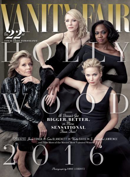 Issue: - Hollywood  2016 | Vanity Fair