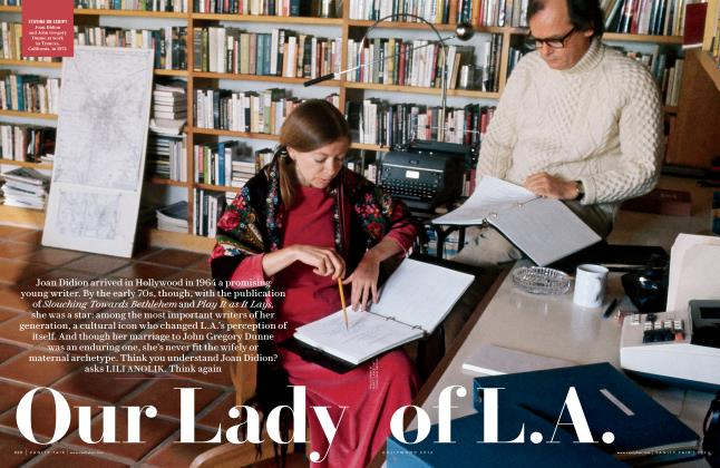 Article Preview: Our Lady of L.A., Hollywood 2016 2016 | Vanity Fair