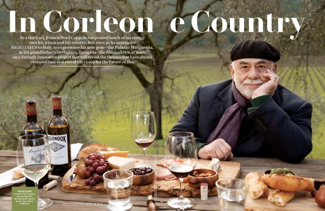 In Corleone Country