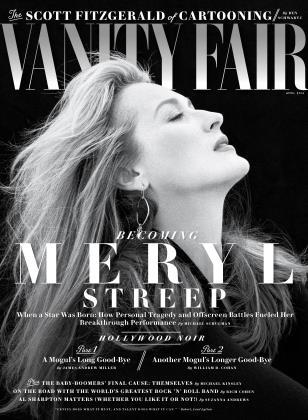 April 2016 | Vanity Fair