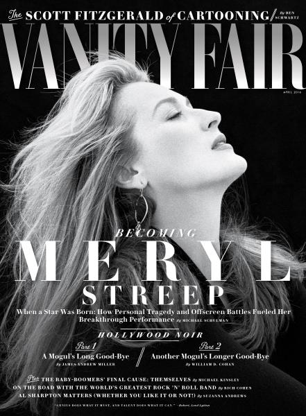 Issue: - April 2016 | Vanity Fair