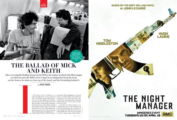 Article Preview: THE BALLAD OF MICK AND KEITH, April 2016 2016 | Vanity Fair