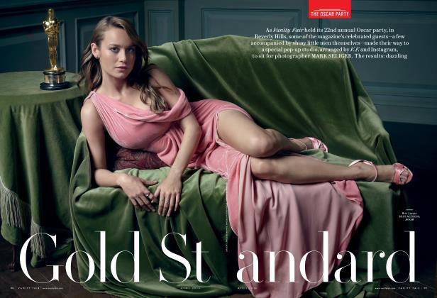 Article Preview: Gold Standard, April 2016 2016 | Vanity Fair