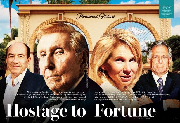 Article Preview: Hostage to Fortune, April 2016 2016 | Vanity Fair