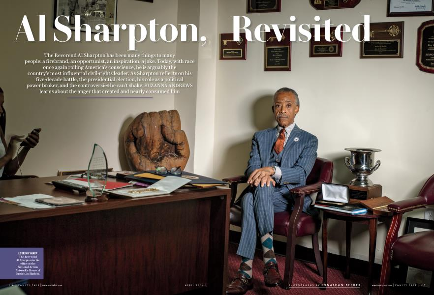 Al Sharpton, Revisited