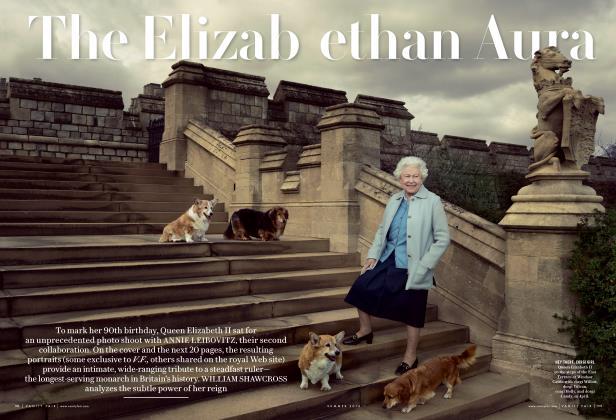 Article Preview: The Elizabethan Aura, Summer 2016 2016 | Vanity Fair