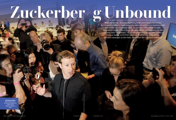 Article Preview: Zuckerberg Unbound, Summer 2016 2016 | Vanity Fair