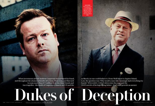 Article Preview: Dukes of Deception, Summer 2016 2016 | Vanity Fair