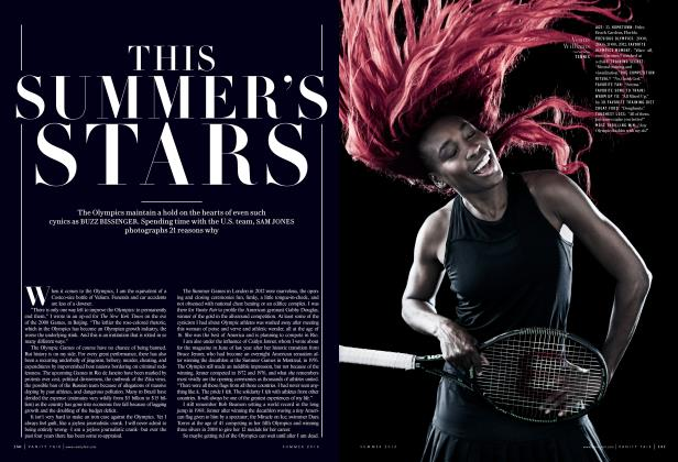 Article Preview: THIS SUMMER'S STARS, Summer 2016 2016   Vanity Fair