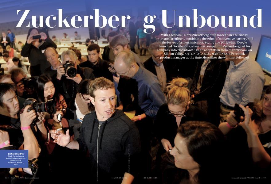 Zuckerberg Unbound