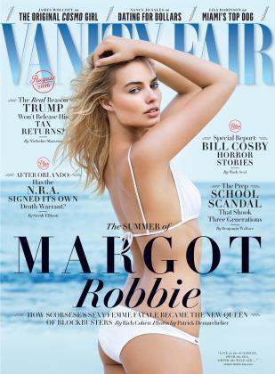 August 2016 | Vanity Fair